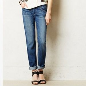 $189 Anthropologie Paige Jimmy Jimmy Skinny jeans